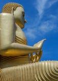 Gold Buddha Royalty Free Stock Photos