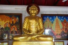 Gold Buddha. Stock Image