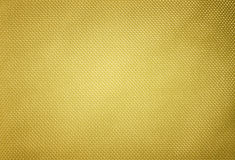 Gold canvas background Royalty Free Stock Image