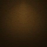 Gold carbon fiber background. Or texture Stock Photos