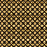 gold Chain link mesh Royalty Free Stock Photos