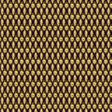 gold Chain link mesh Stock Photo