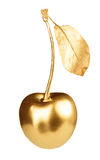 Gold cherry Stock Photography