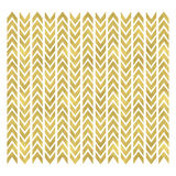 Gold chevron pattern Royalty Free Stock Photos