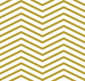 Gold Chevron Seamless Pattern Background royalty free stock images