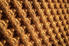 Gold Chinese Buddha Royalty Free Stock Photo