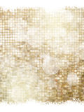 Gold Christmas background. EPS 10. Gold Christmas background with snowflakes. Illustration for Christmas posters, icons, greeting cards, print and web projects Royalty Free Stock Images