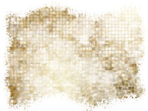 Gold Christmas background. EPS 10 Stock Photography