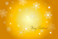 Gold Christmas Card Stock Images