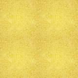 Gold Christmas doodle seamless pattern Stock Image