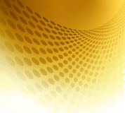 Gold circle background Royalty Free Stock Images