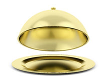 Gold cloche Royalty Free Stock Photos