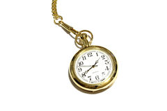 Gold clock stock images