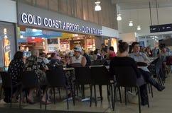Gold Coast διεθνές Airpor Στοκ φωτογραφία με δικαίωμα ελεύθερης χρήσης
