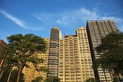 Gold Coast στο Σικάγο Στοκ Εικόνες