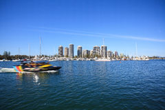 Gold Coast του Queensland Στοκ Φωτογραφίες