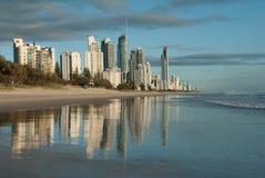 Gold Coast Австралия Стоковая Фотография RF