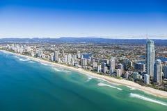 Gold Coast, Квинсленд, Австралия Стоковая Фотография RF