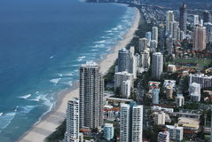 Gold Coast Stockbilder