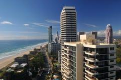 Gold Coast Fotografía de archivo