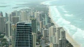 Gold Coast 3 stock footage