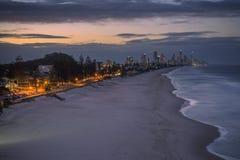Gold Coast Lizenzfreie Stockfotografie