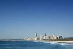 Gold Coast Image stock