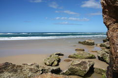 Gold Coast Royalty Free Stock Photography