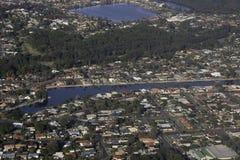 Gold Coast aéreo Foto de archivo