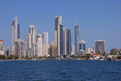 Gold Coast Austrália Fotografia de Stock