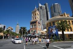 Gold Coast, Austrália Fotos de Stock