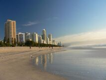 Gold Coast Australia (1) Royalty Free Stock Images