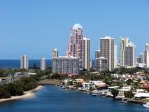 Gold Coast, Australia Royalty Free Stock Images