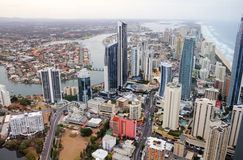 Gold Coast Australia Imagenes de archivo