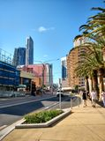 Gold Coast,Australia Royalty Free Stock Images