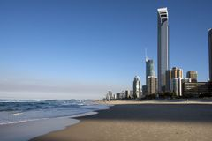 Gold Coast. Australia Stock Image
