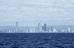 Gold Coast, Australia Urban Landscape Royalty Free Stock Image