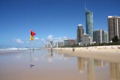 Gold Coast, Australie Photographie stock