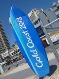 Gold Coast, Australien stockfotos