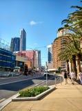 Gold Coast Australien royaltyfria bilder