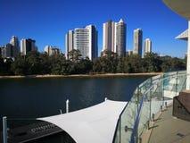 Gold Coast dwór fotografia stock