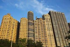 Gold Coast en Chicago Fotografía de archivo