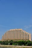 Gold coast hotel, Hongkong. Buiding of Gold coast hotel in Hongkong, 2016 Royalty Free Stock Photo