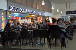 Gold Coast International Airpor Royaltyfri Foto