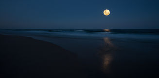 Gold Coast no crepúsculo Foto de Stock