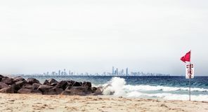 Gold Coast, Queensland, Αυστραλία Στοκ Εικόνα