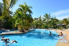 Gold Coast Queensland Αυστραλία Wet'n'Wild στοκ φωτογραφία με δικαίωμα ελεύθερης χρήσης