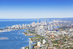Gold Coast, Queensland, Australia Stock Photos