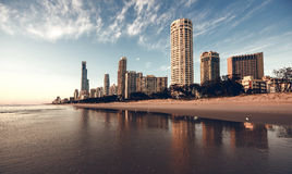 Gold Coast, Queensland, Australia Stock Images