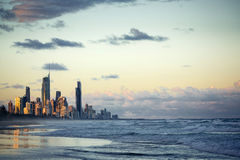 Gold Coast, Queensland, Australia Royalty Free Stock Photo